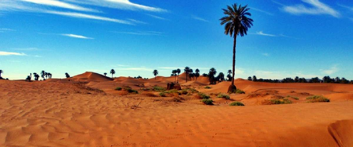 Randonnée Sud Maroc Marrakech Merzouga : 8 Jours