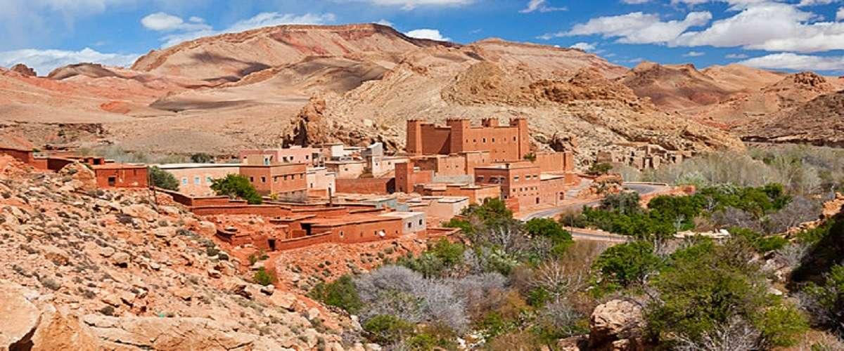 7 Jours Marrakech désert