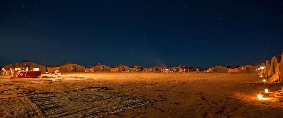 Voyage Tout compris Maroc Marrakech Chegaga: 5 Jours