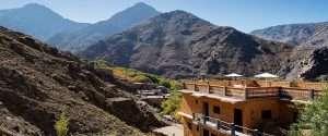 3 jours Trekking la vallée d'Imlil Haut Atlas