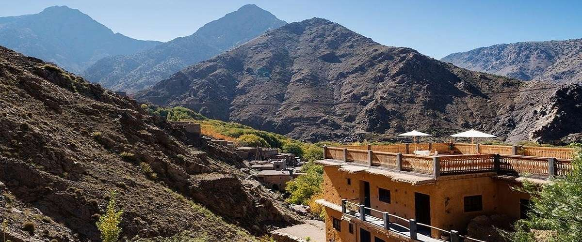 Trekking la vallée d'Imlil Haut Atlas: 3 jours