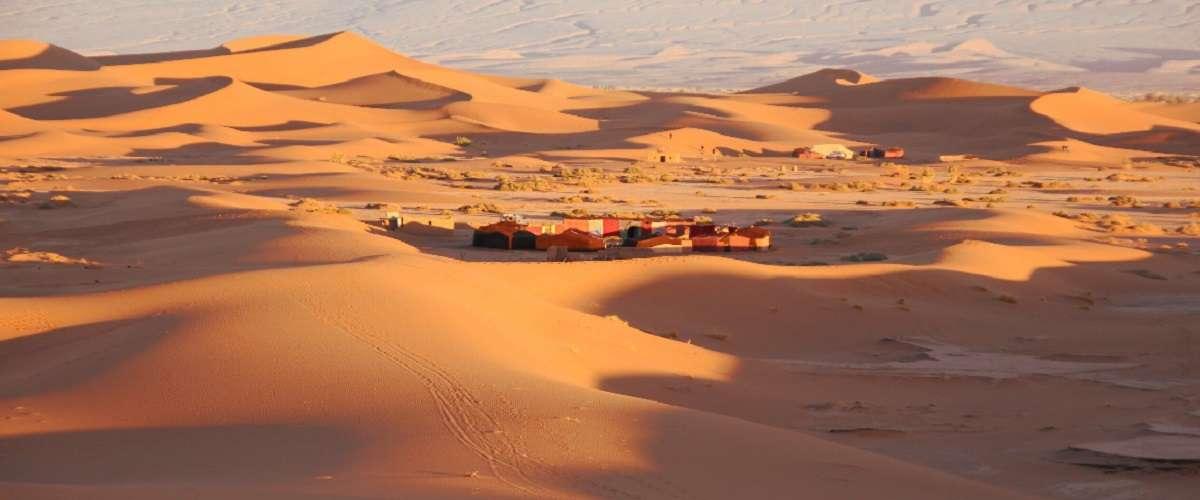 maroc trek désert