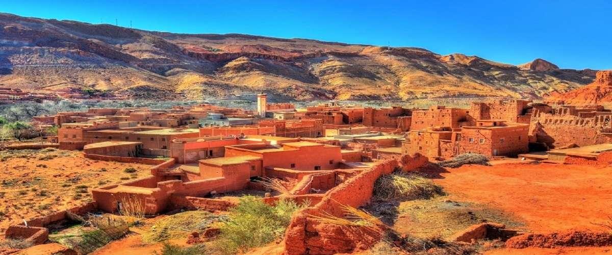 Circuit de 4 Jours départ de Marrakech à Merzouga