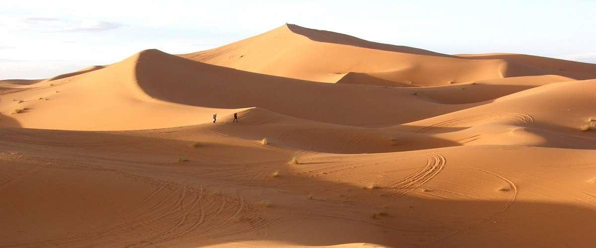 Cércuit Fés Sahara désert Merzouga 2 Jours