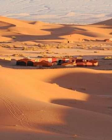 Maroc Trek désert Circuit 12 Jours Trekking Mhamid