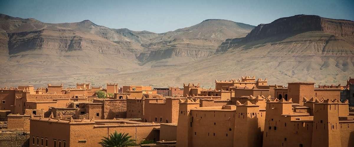 Circuit desert au départ de Ouarzazate tout inclus